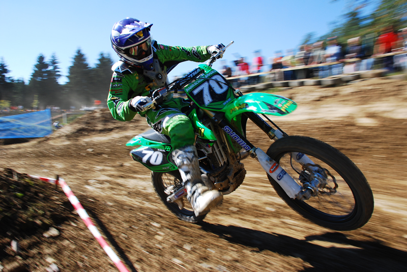 moto cross tuning