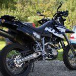 Moto De Route Tuning