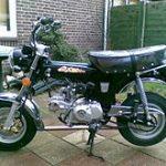 Moto Honda Dax Tuning