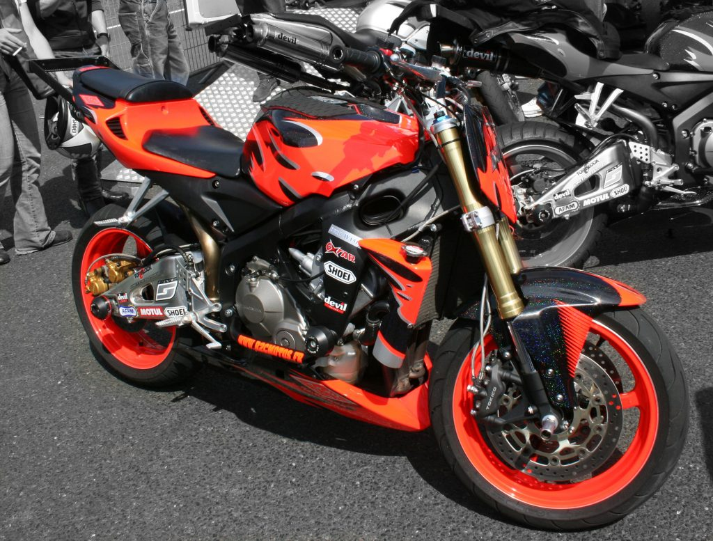 motos tuning 150